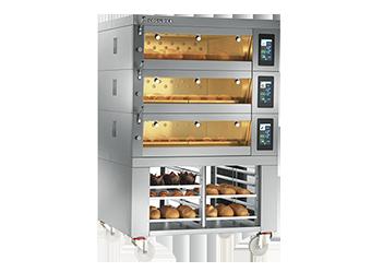 Cuptor modular