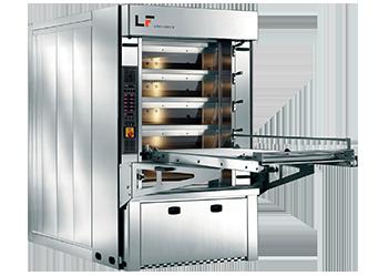 Incarcator integrat cuptor vetre